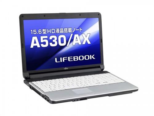 LifeBook notebook from Fujitsu